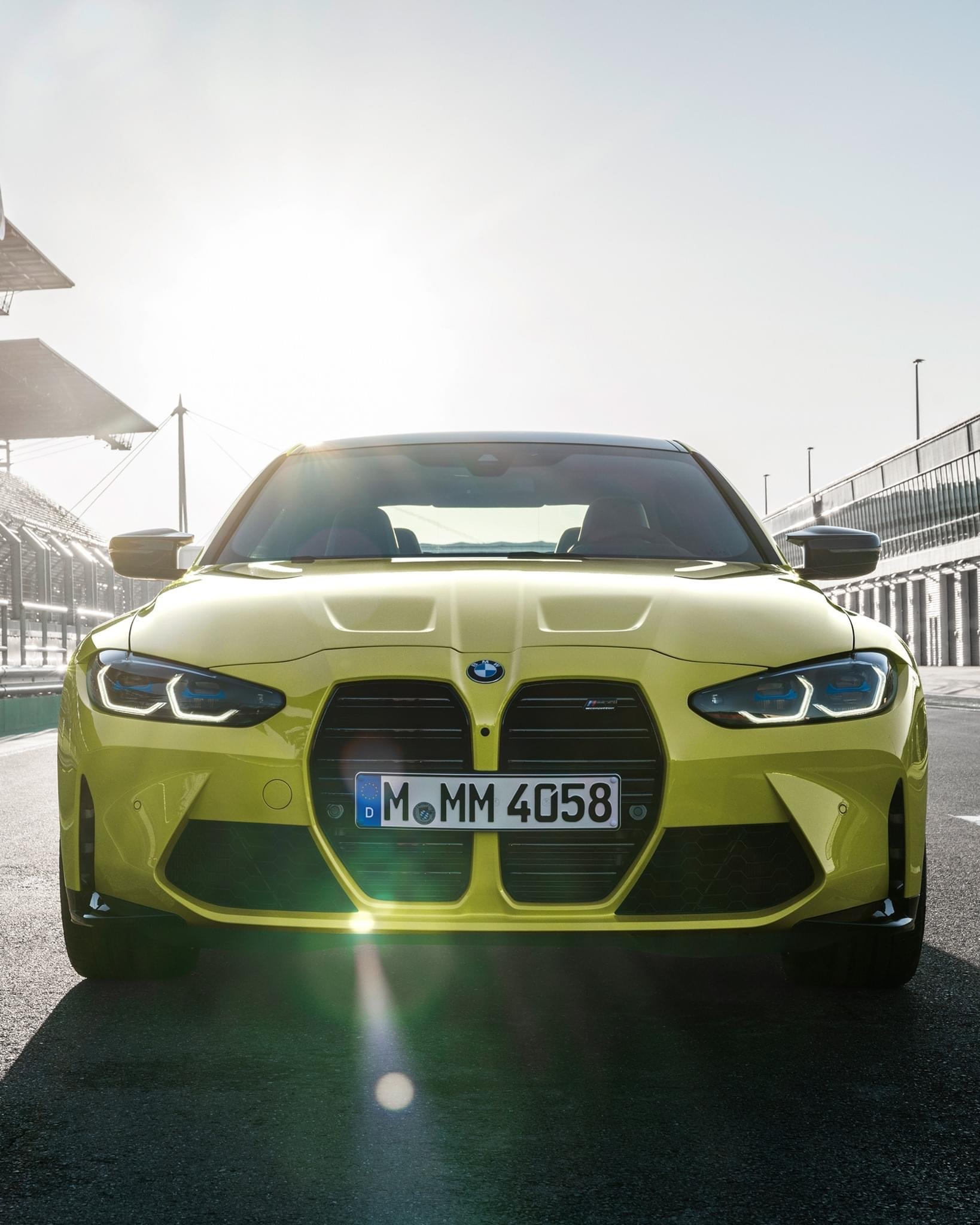 2021 New BMW M3 Review