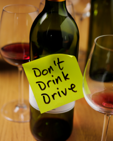 Don't Drink and Drive - Know Your Limits