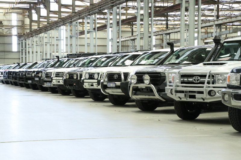 Finding the Ideal Used Toyota Landcruiser Model