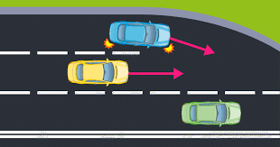 Merging into Another Lane