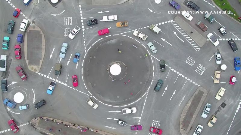What to Look for at Roundabouts