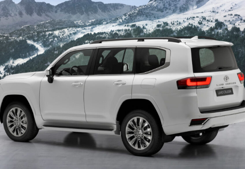 2021 Toyota Landcruiser Review: What to Expect