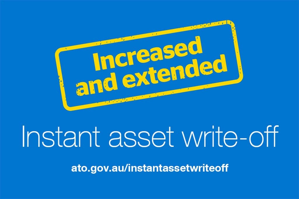Instant Asset Write Off